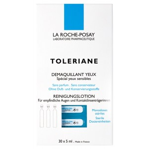 Toleriane Eye make-up remover