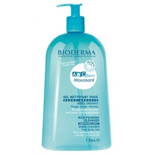 ABCDerm Mild Foaming Cleanser