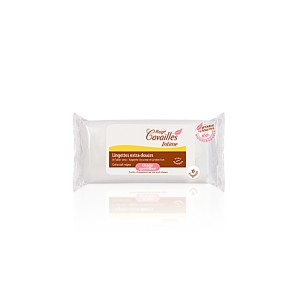 INTIMATE HYGIENE WIPES (lot of 2 x 15 wipes)